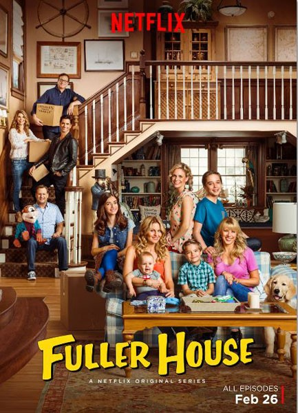 Fuller House TV show review