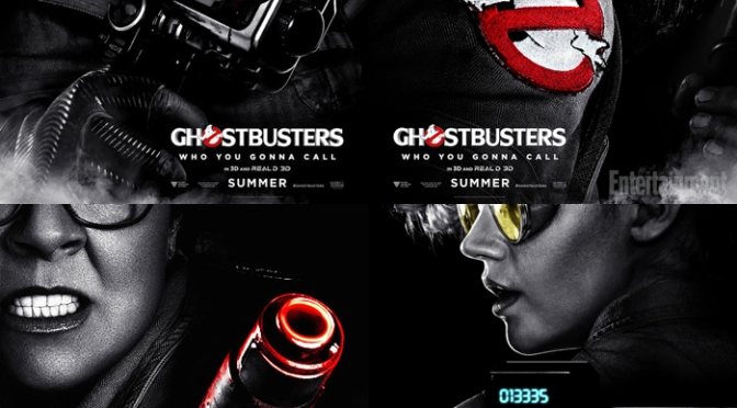 Ghostbusters (2016) trailer review