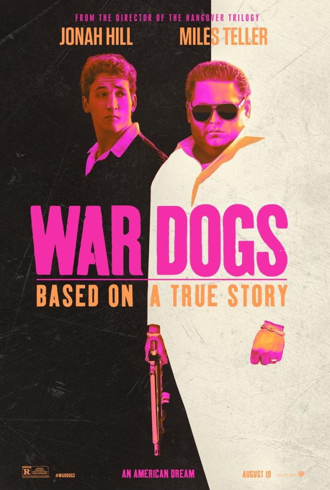 War Dogs trailer review