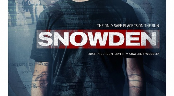 Snowden trailer review