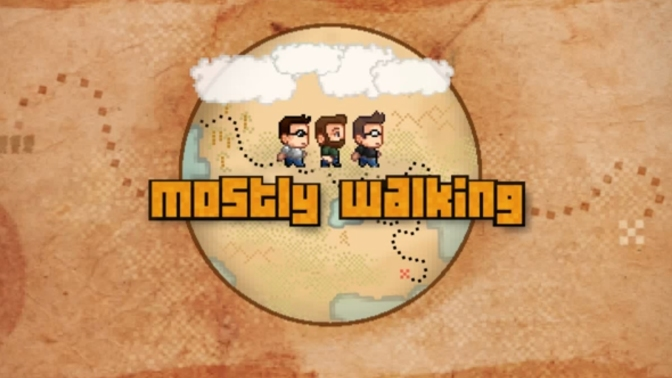 Mostly Walking YouTube review