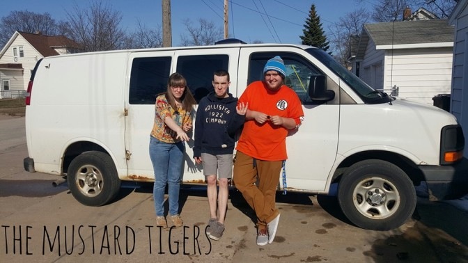 An interview with The Mustard Tigers