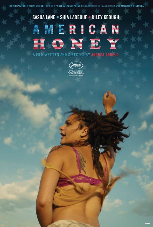 American Honey trailer review