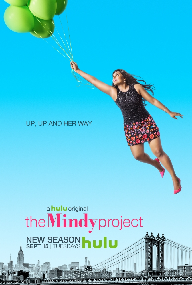 The Mindy Project TV show review