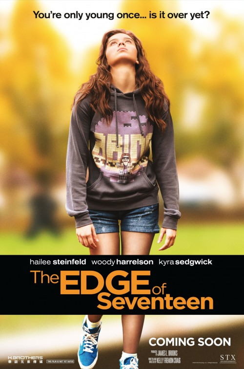 The Edge of Seventeen trailer review