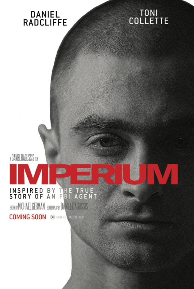 Imperium trailer review