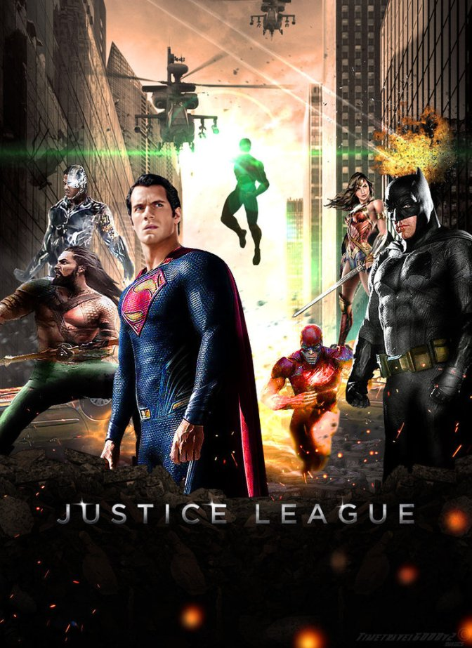 Justice League trailer review