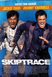 Skiptrace trailer review