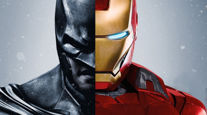 Iron Man is better than Batman: Why Batman is terrible