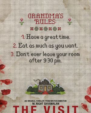 The Visit movie review