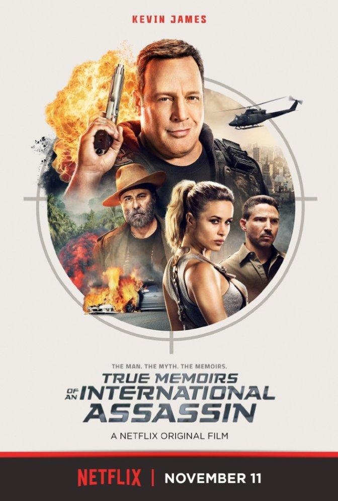 True Memoirs of an International Assassin movie review