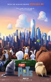 The Secret Life of Pets movie review