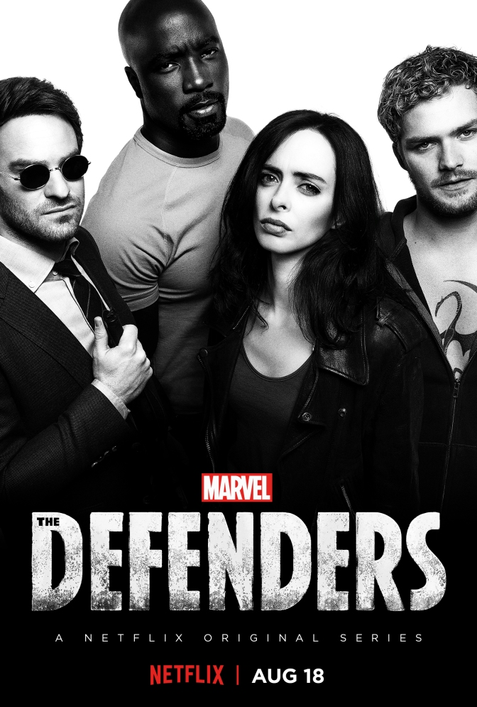 The Defenders Comic-Con trailer review