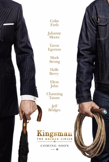 Kingsman: The Golden Circle Comic-Con trailer review