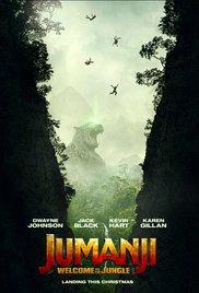Jumanji trailer review