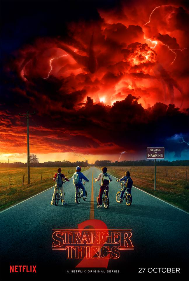 Stranger Things season 2 Comic-Con trailer review
