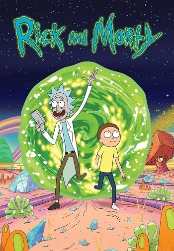 Rick and Morty TV show review