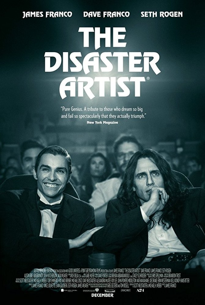 The Disaster Artist trailer review