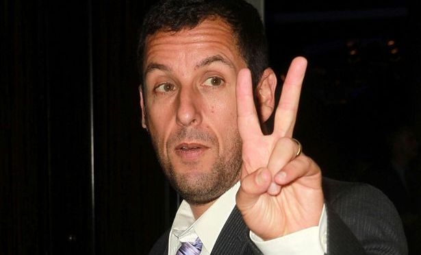 Top 5 Adam Sandler performances