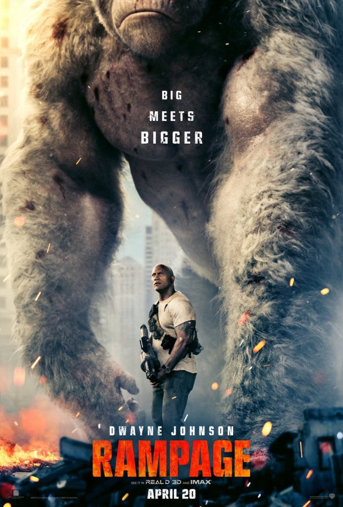 Rampage trailer review