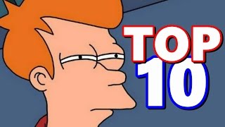 Top 10 Animated Shows for Adults