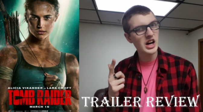 Tomb Raider 2 trailer review