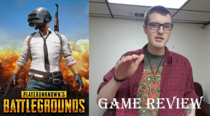 Player Unknown's Battlegrounds game review