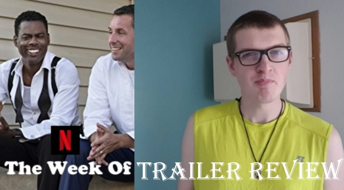 The Week Of trailer review