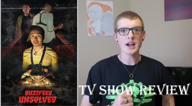 Buzzfeed Unsolved: Supernatural TV show review