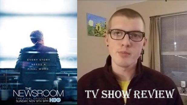 The Newsroom TV show review