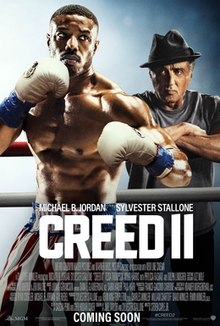 Creed 2 movie review