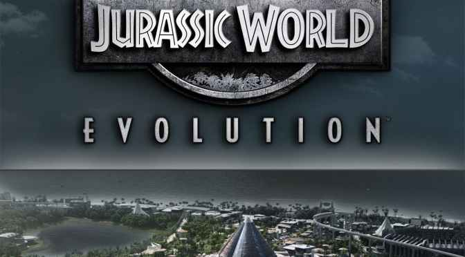 Jurassic World Evolution game review